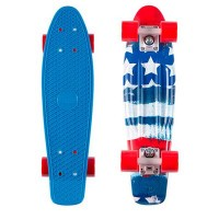 Penny Patriot Skateboard 22""