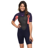 Roxy Prologue SS Back Zip 2 / 2 Nainen Wetsuit