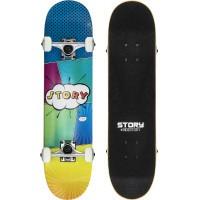 "Story Kapow 7"" Skateboard"