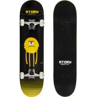 "Story Monster 7.5"" Skateboard"